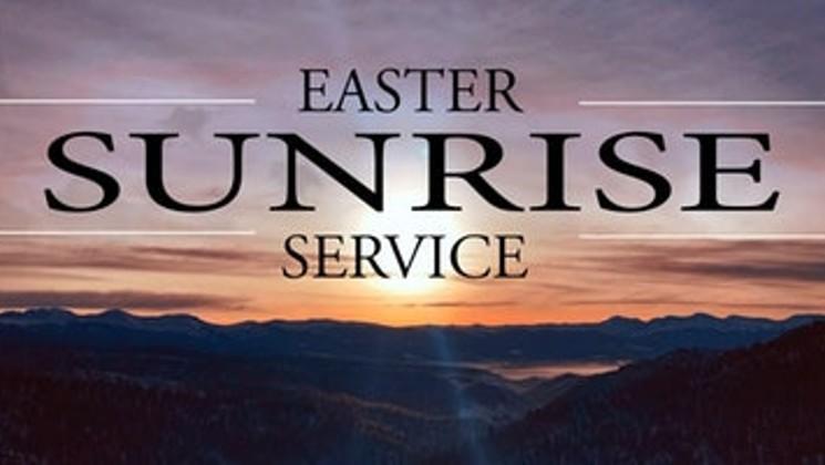 Easter Sunrise Interfaith Service Provo Community